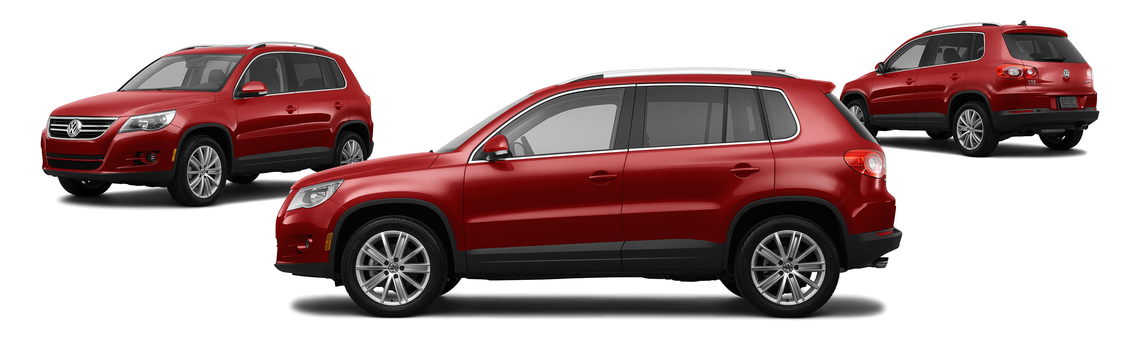 2011 Volkswagen Tiguan SEL 4Motion 4dr SUV w/ Premium Navigation and  Dynaudio - Research - GrooveCar
