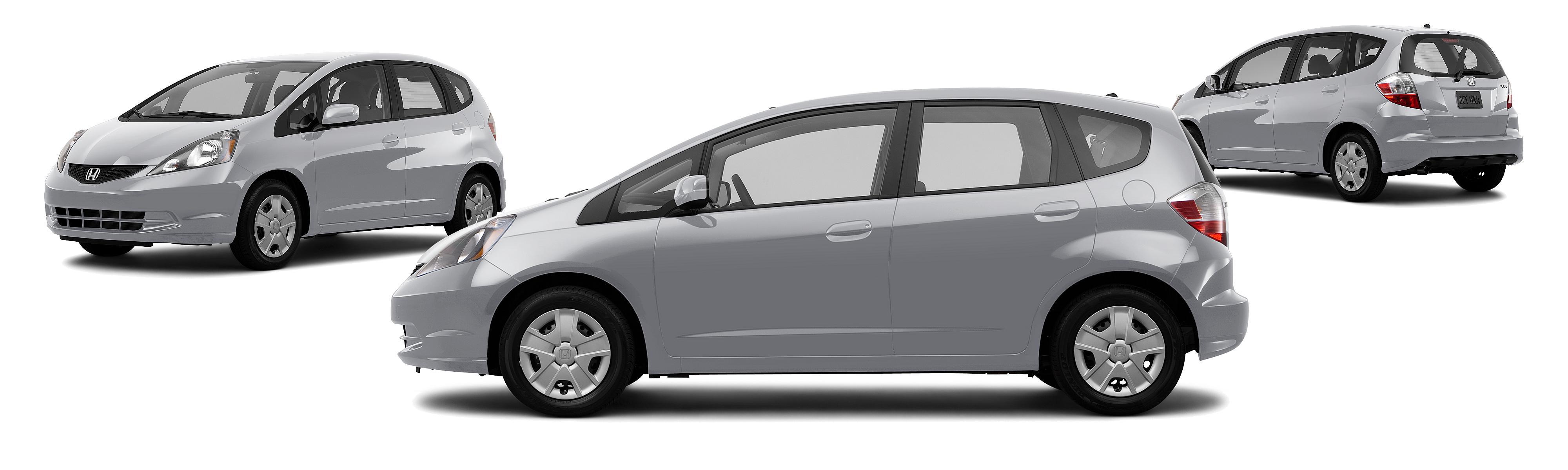 2012 Honda Fit Base 4dr Hatchback 5M Research GrooveCar