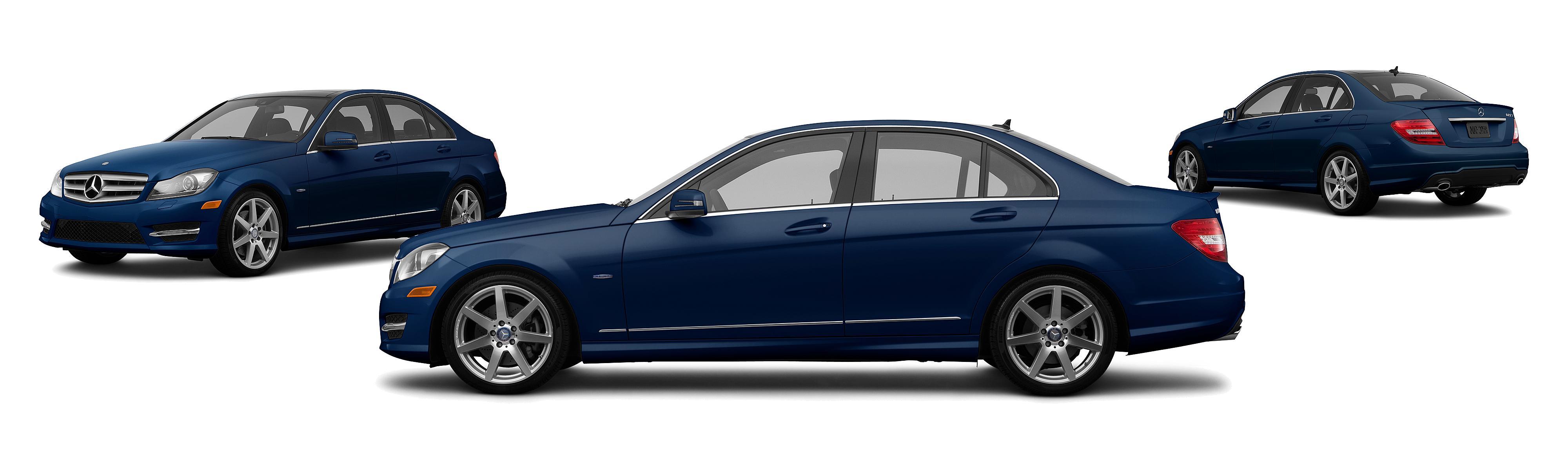 2012 Mercedes Benz C Class C 63 AMG 4dr Sedan Research GrooveCar