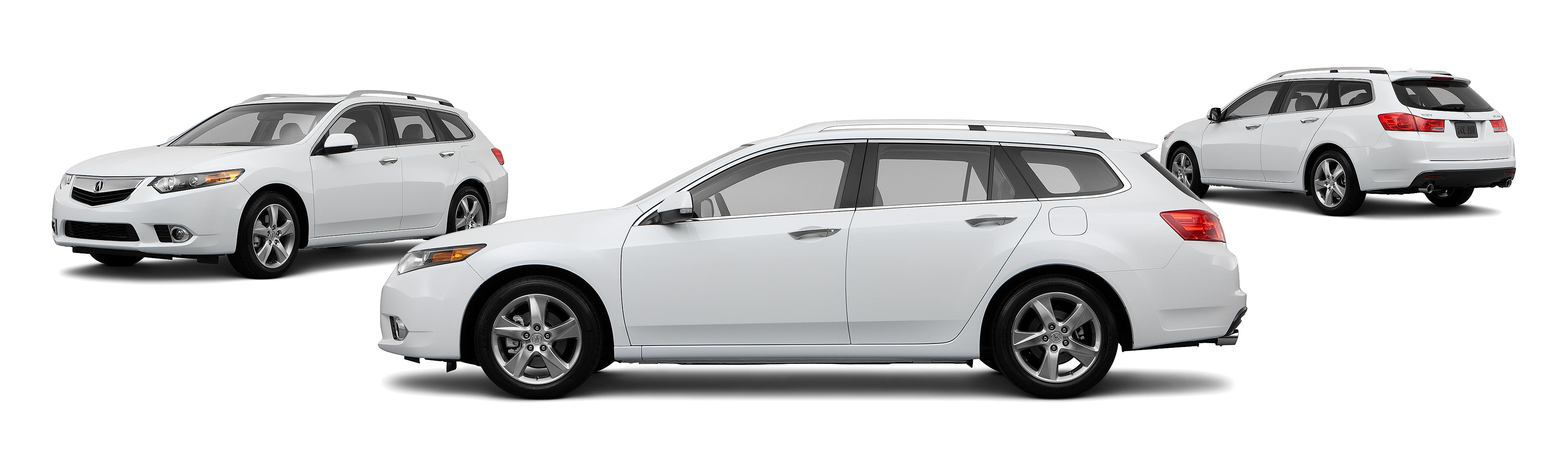2013 Acura TSX Sport Wagon 4dr Sport Wagon Research GrooveCar