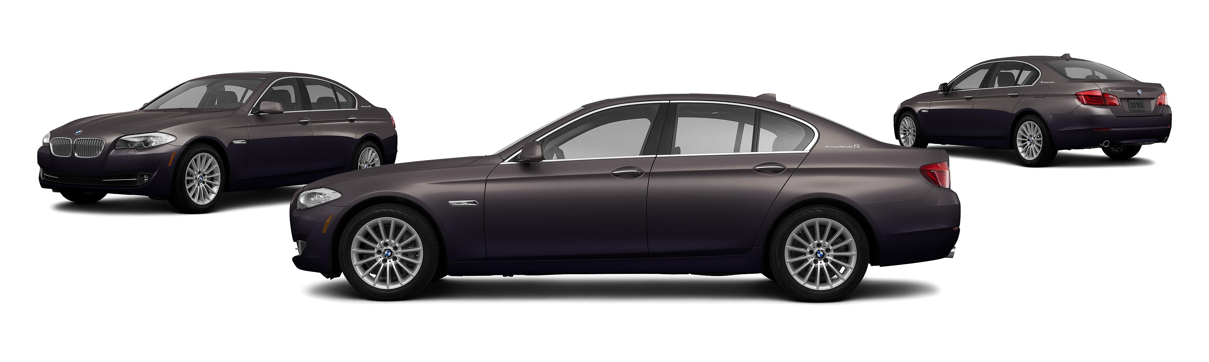 2013 BMW 5 Series ActiveHybrid 5 4dr Sedan - Research - GrooveCar