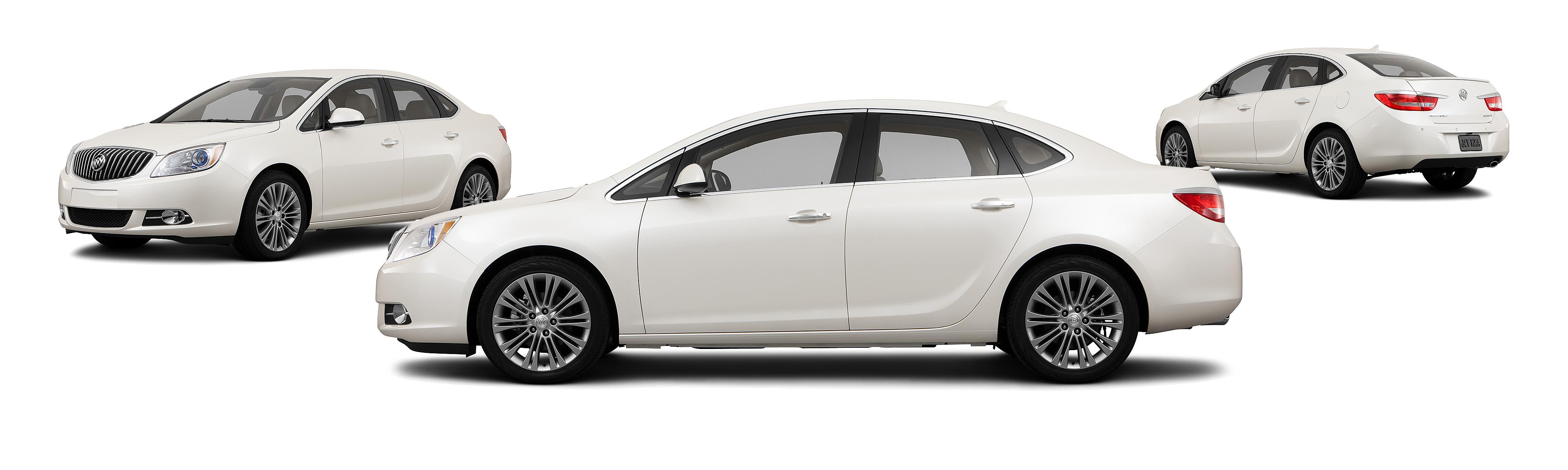 2013 Buick Verano Leather Group 4dr Sedan Research GrooveCar