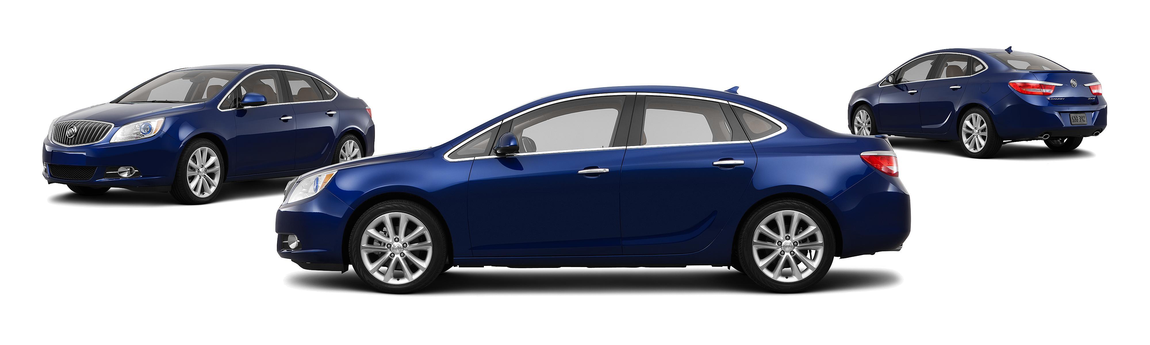 2013 Buick Verano Premium Group 4dr Sedan Research GrooveCar
