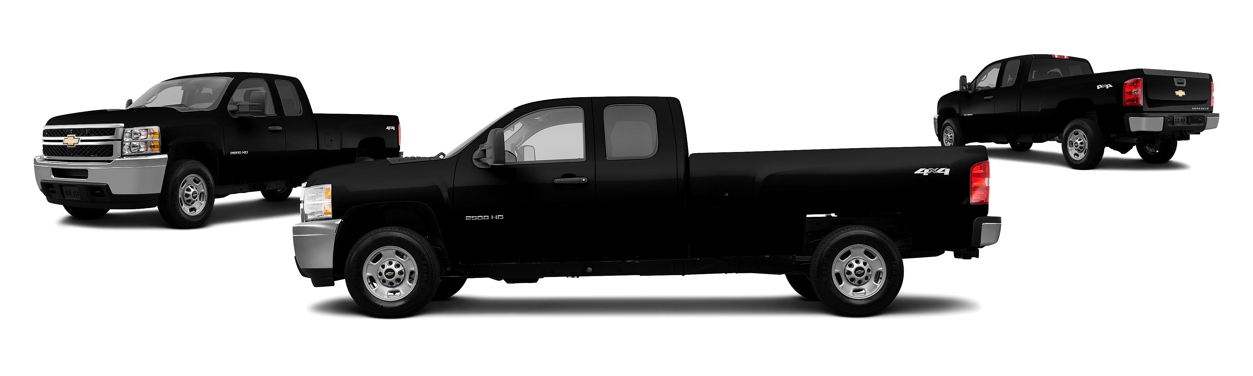 2013 chevrolet silverado 2500hd 4x2 lt 4dr extended cab sb research groovecar