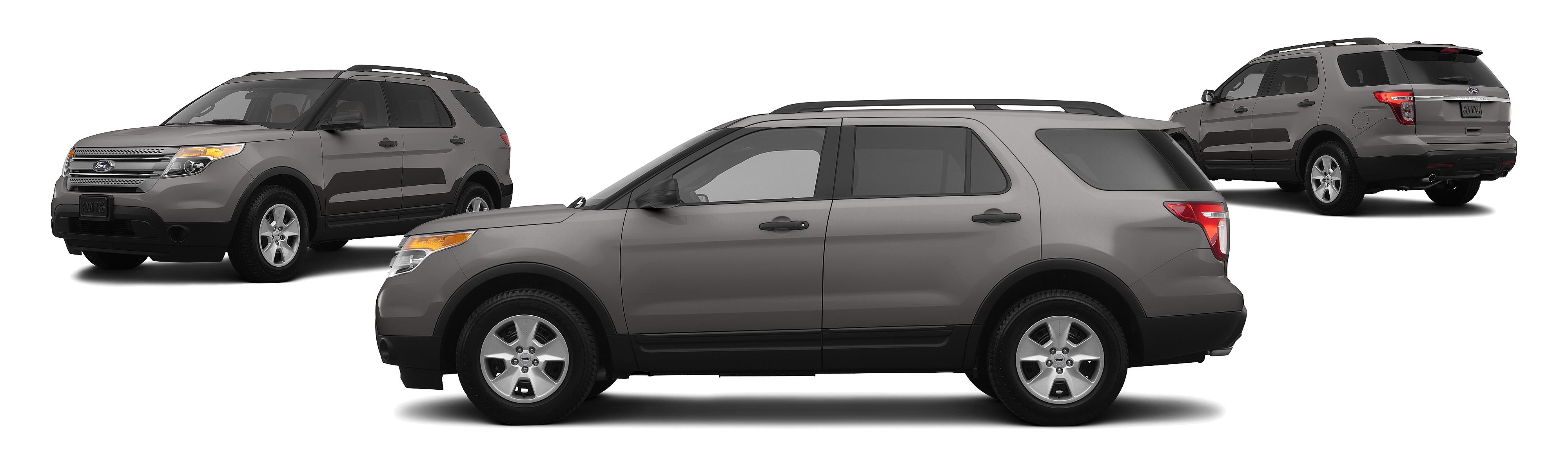 2013 Ford Explorer Police Interceptor 4dr Suv Research Groovecar
