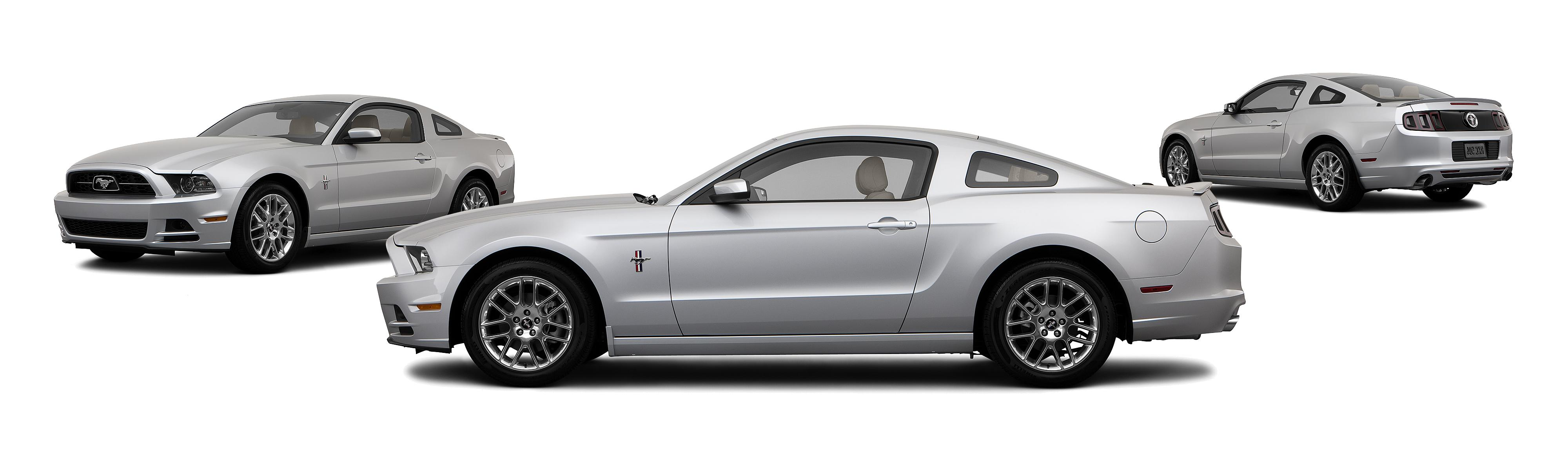 2013 Ford Mustang V6 Premium 2dr Fastback Research GrooveCar