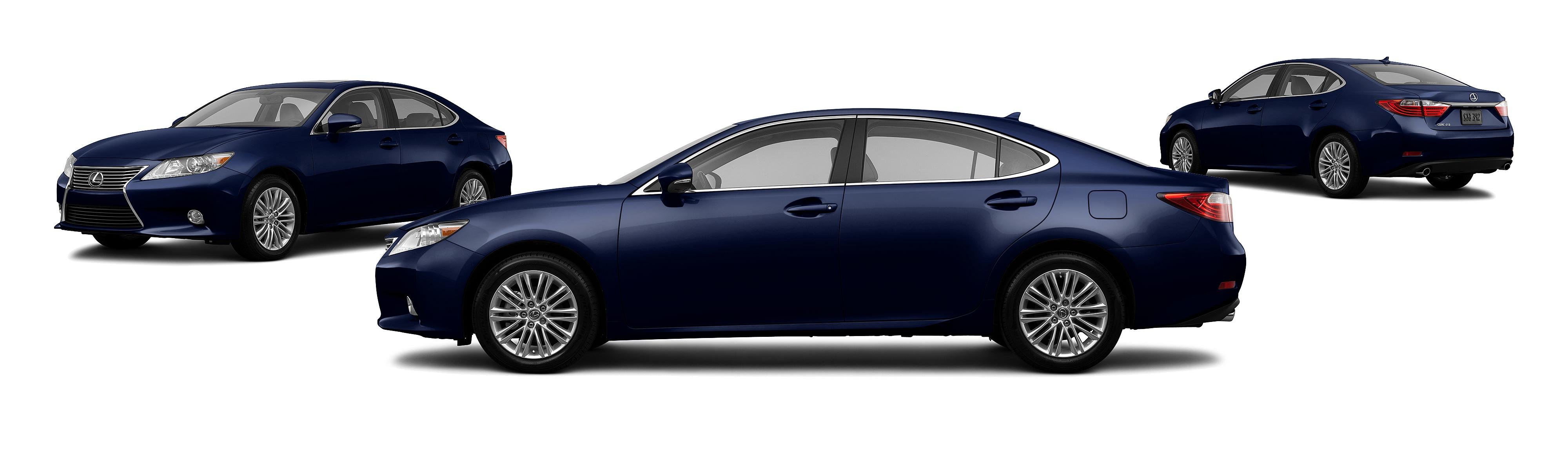 2013 Lexus ES 350 4dr Sedan Research GrooveCar