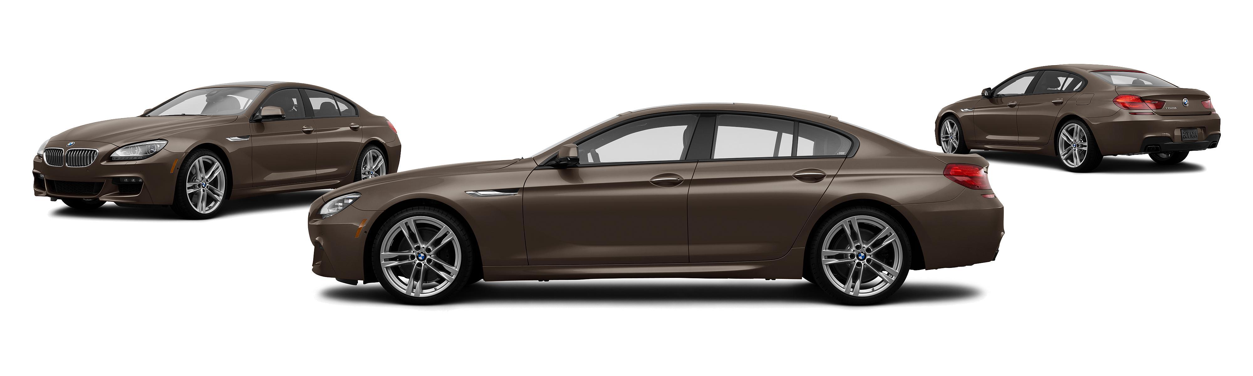 2014 BMW 6 Series AWD 650i xDrive Gran Coupe 4dr Sedan Research