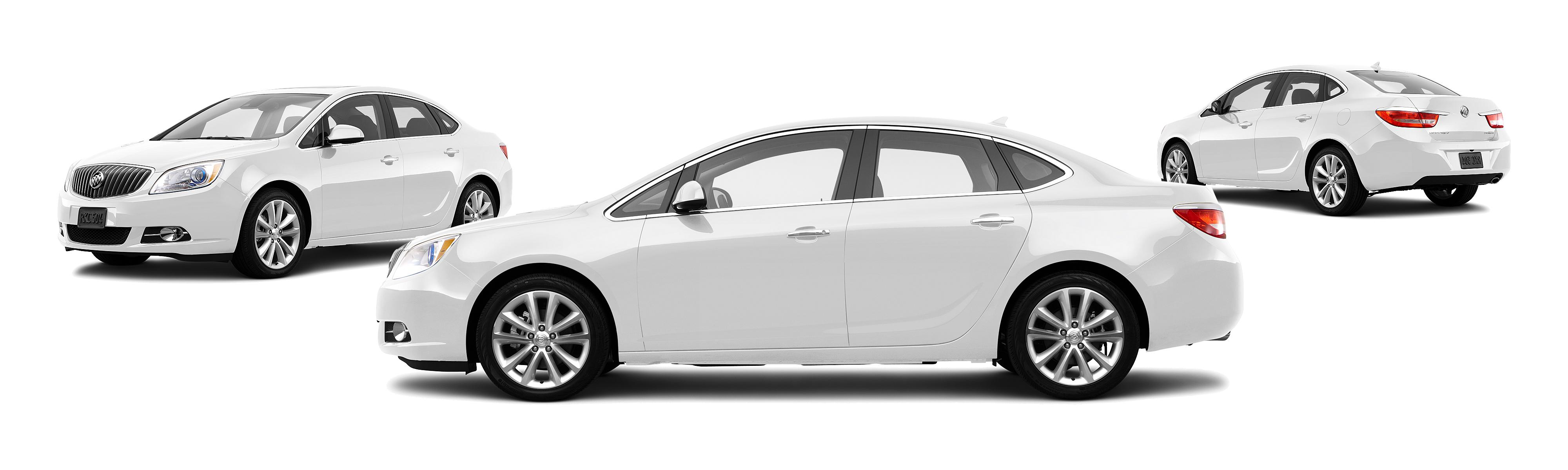 2014 Buick Verano Leather Group 4dr Sedan Research GrooveCar