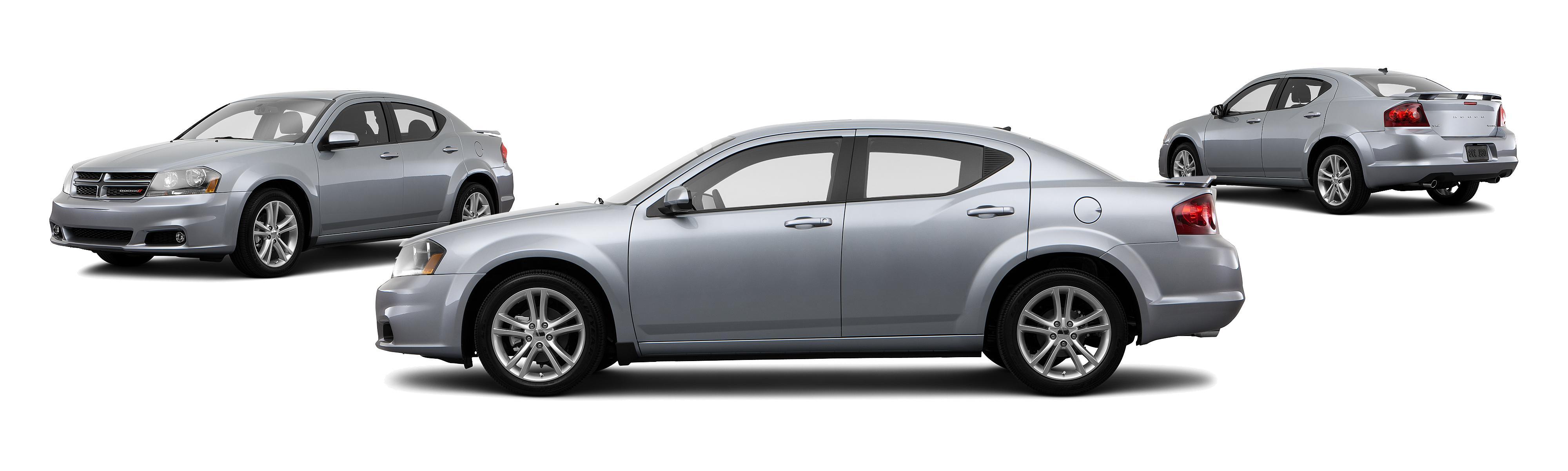 2014 dodge avenger sxt 4dr sedan - research - groovecar