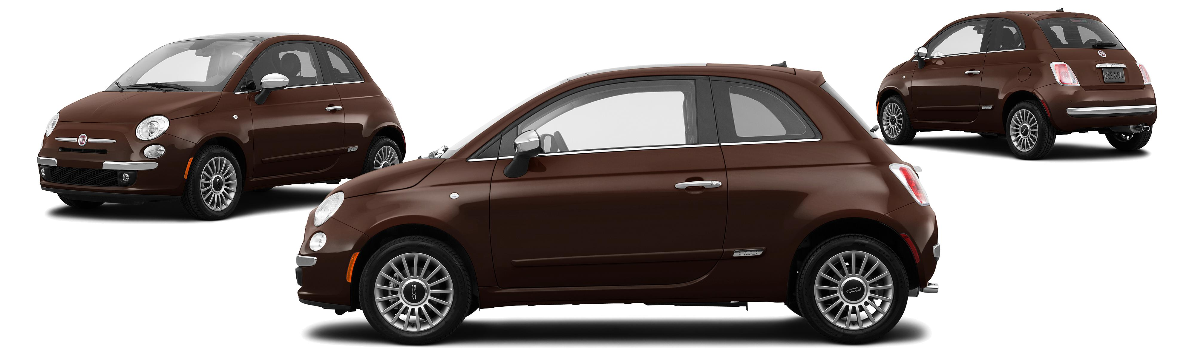 2014 FIAT 500 Lounge 2dr Hatchback - Research - GrooveCar
