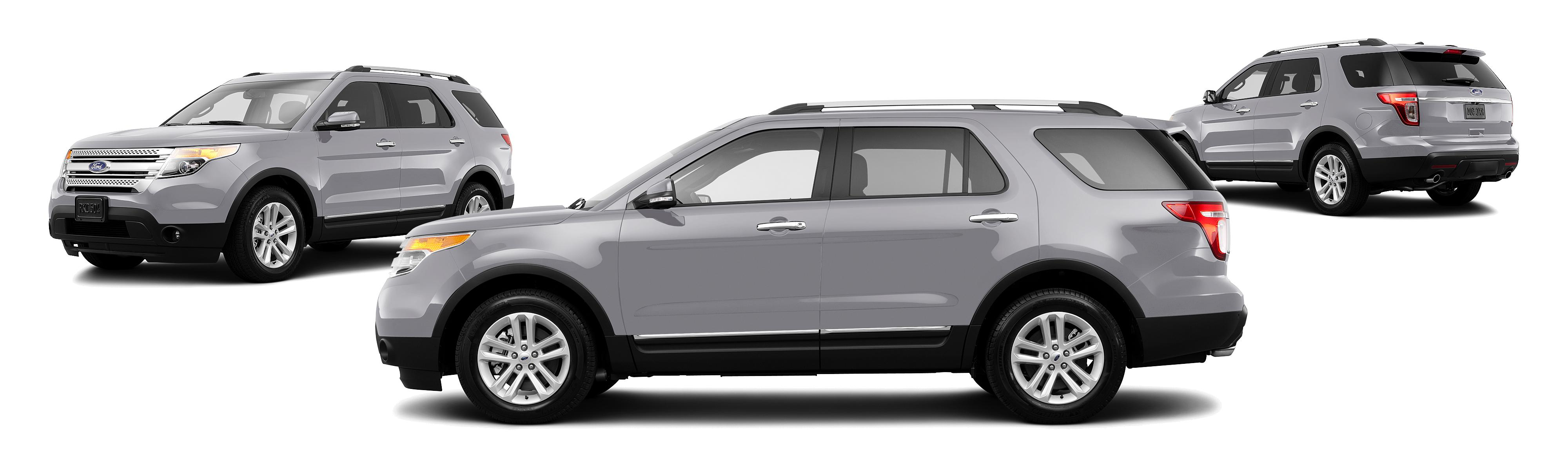 2014 Ford Explorer Xlt 4dr Suv Research Groovecar