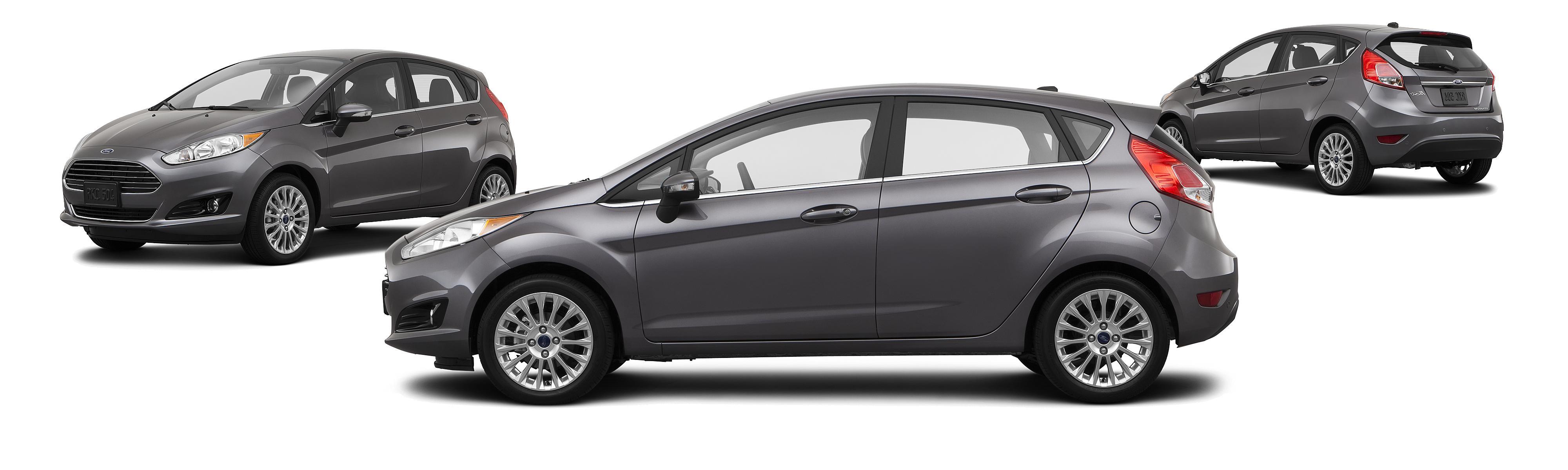 2014 ford fiesta titanium 4dr hatchback research groovecar rh groovecar com