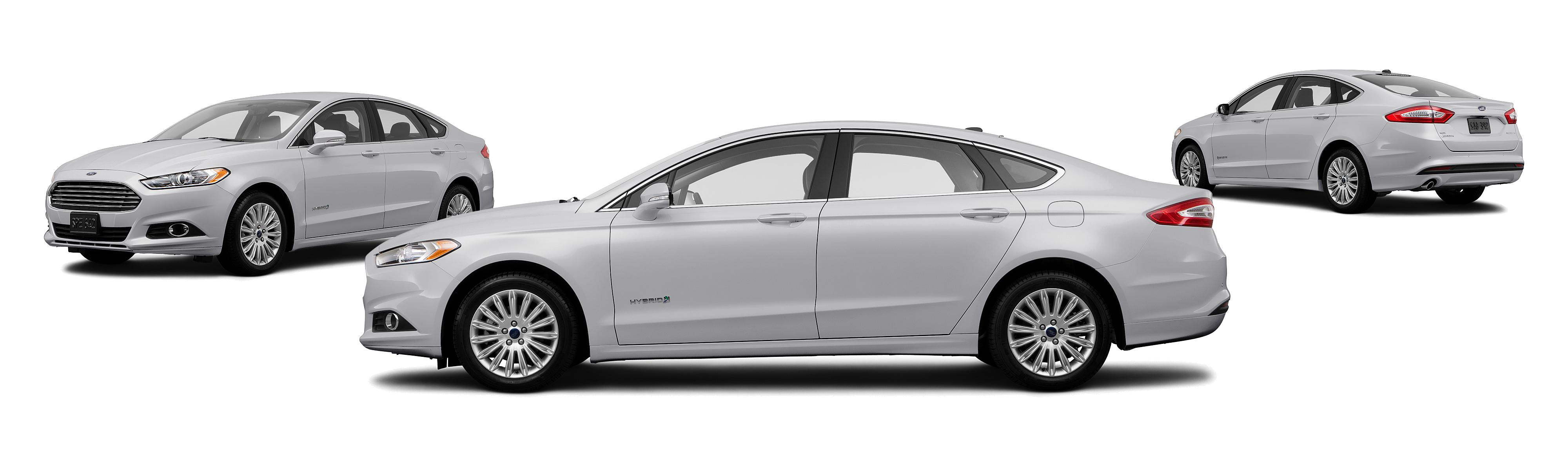 2014 Ford Fusion Hybrid S 4dr Sedan Research GrooveCar
