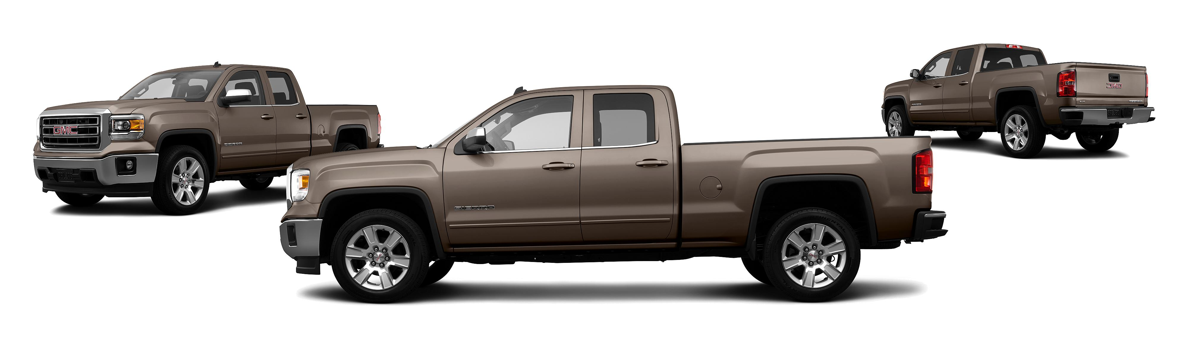 2014 Gmc Sierra 1500 4x4 Sle 4dr Double Cab 6 5 Ft Sb Research Groovecar