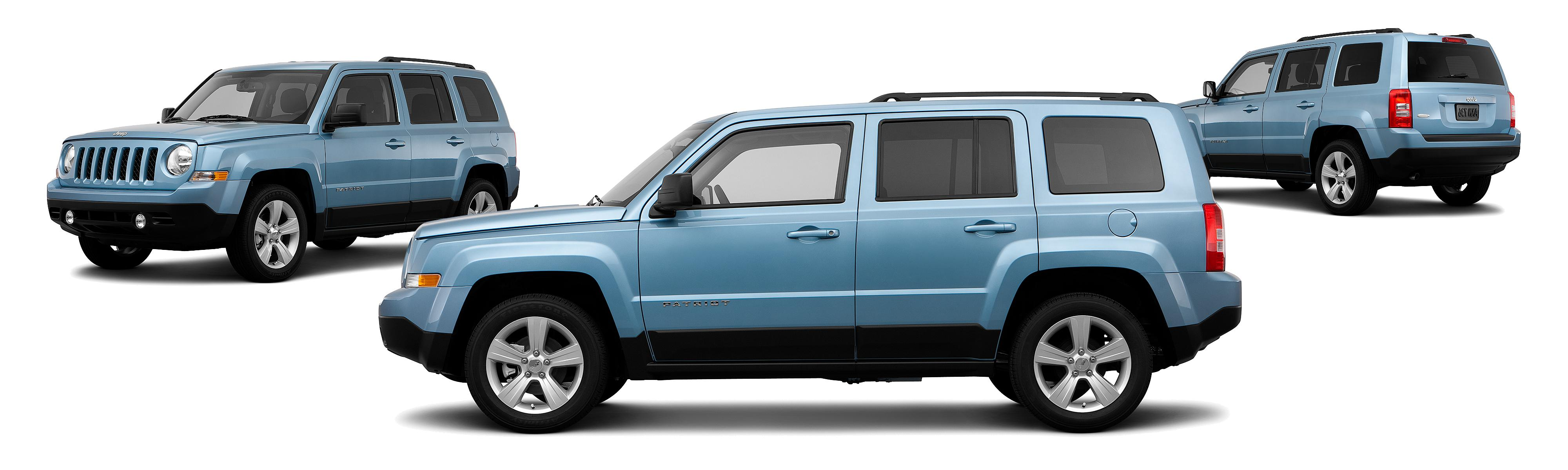 2014 Jeep Patriot Limited 4dr SUV Research GrooveCar