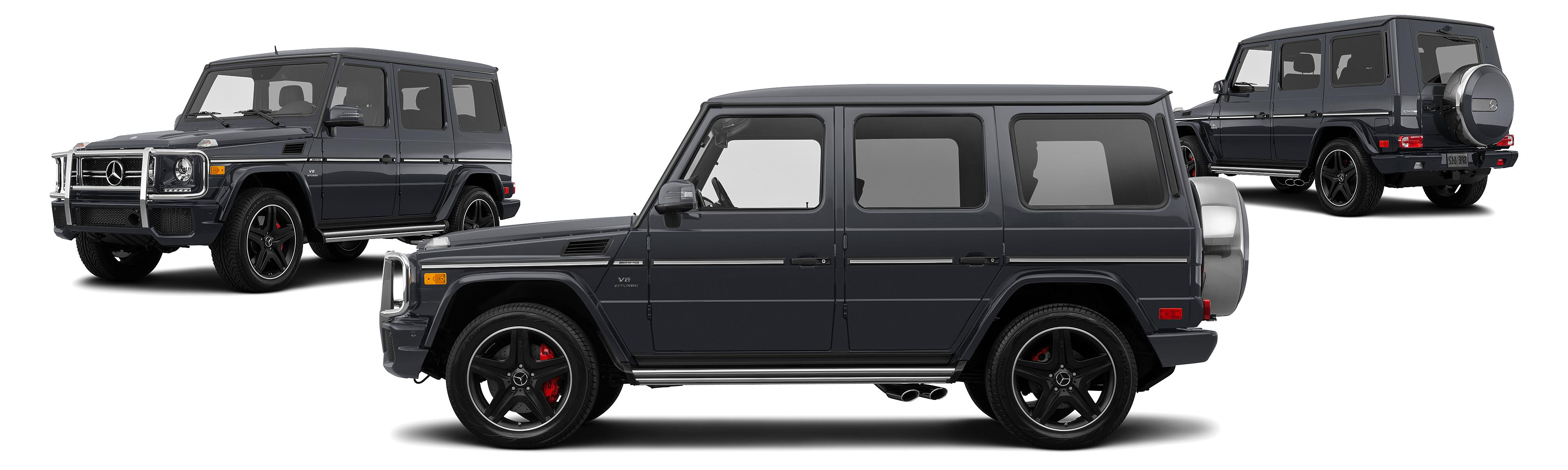 2014 Mercedes Benz G Class AWD G 63 AMG 4MATIC 4dr SUV Research