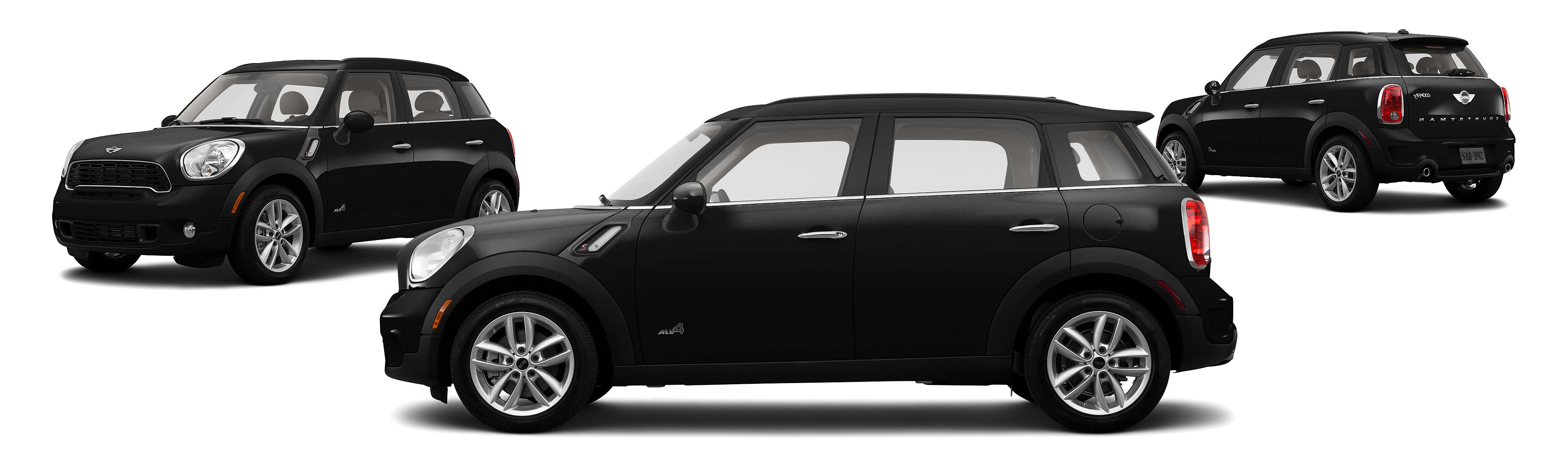 2014 MINI Countryman AWD Cooper S ALL4 4dr Crossover Research