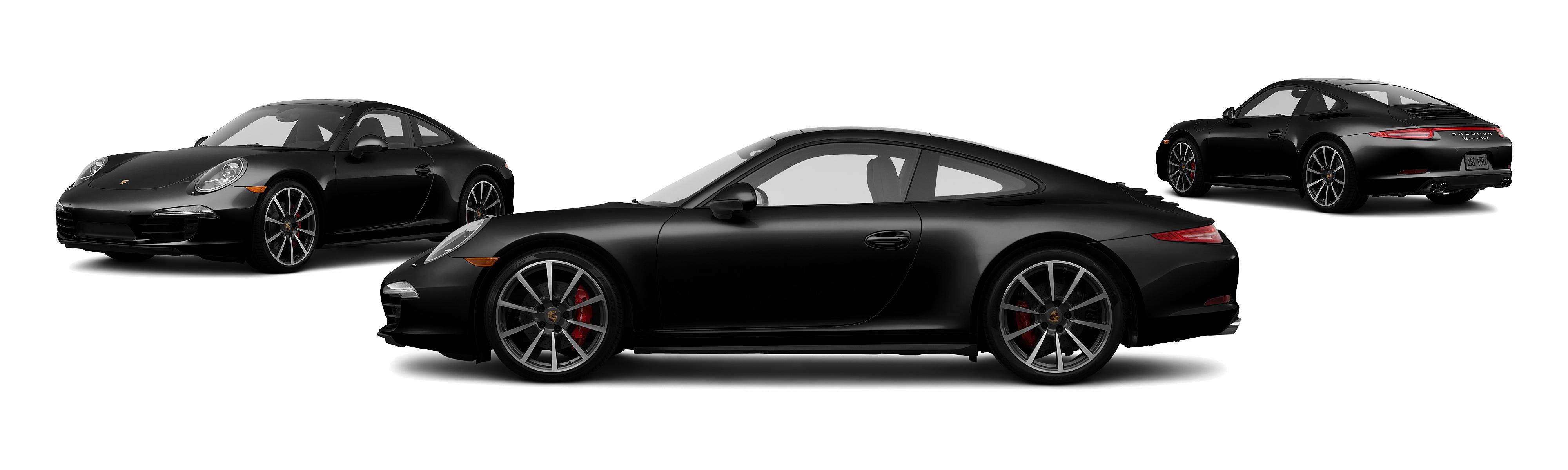 2014 porsche 911 awd carrera 4s 2dr coupe research groovecar - Porsche 911 2014 Black