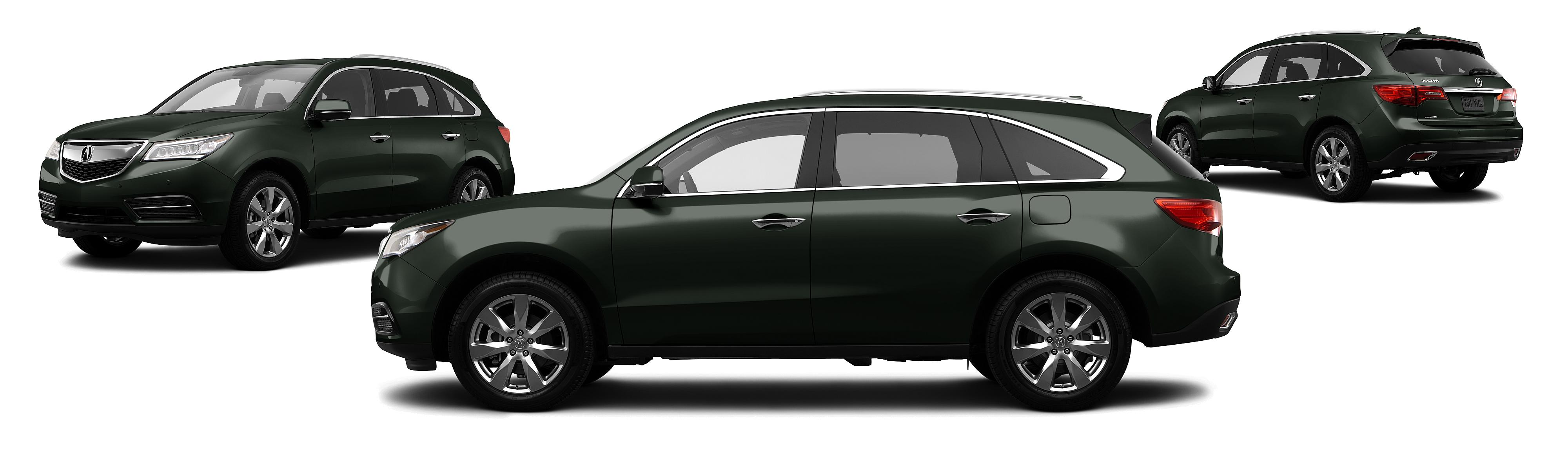 2015 Acura MDX SH AWD 4dr SUV w Advance and Entertainment Package