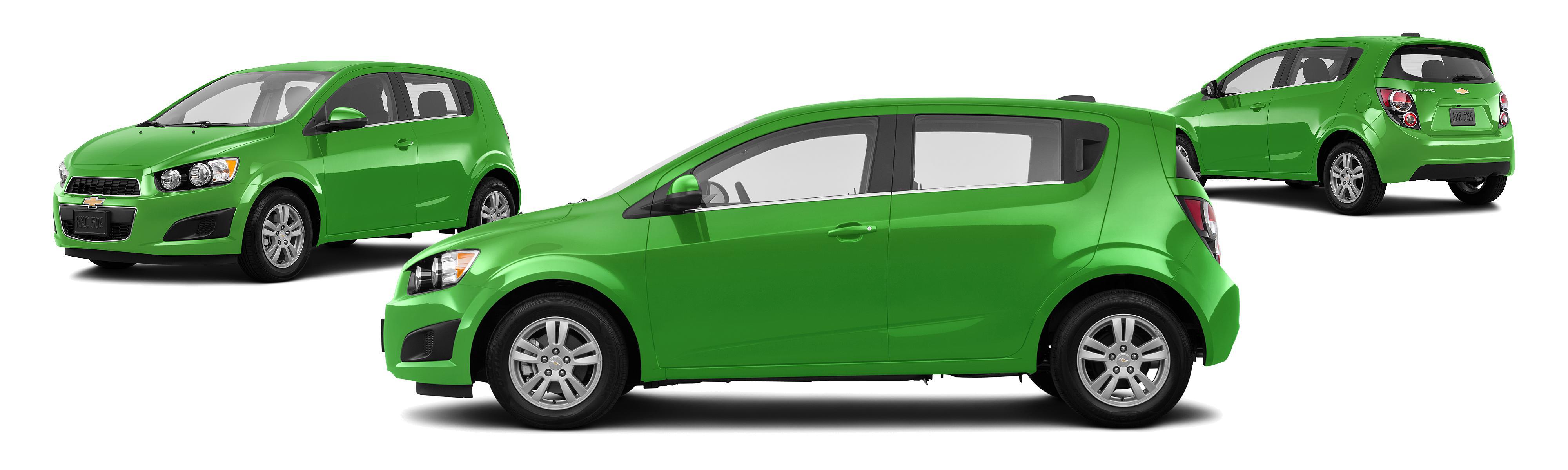 Chevrolet Sonic Repair Manual: Rear Compartment Lid Adjustment