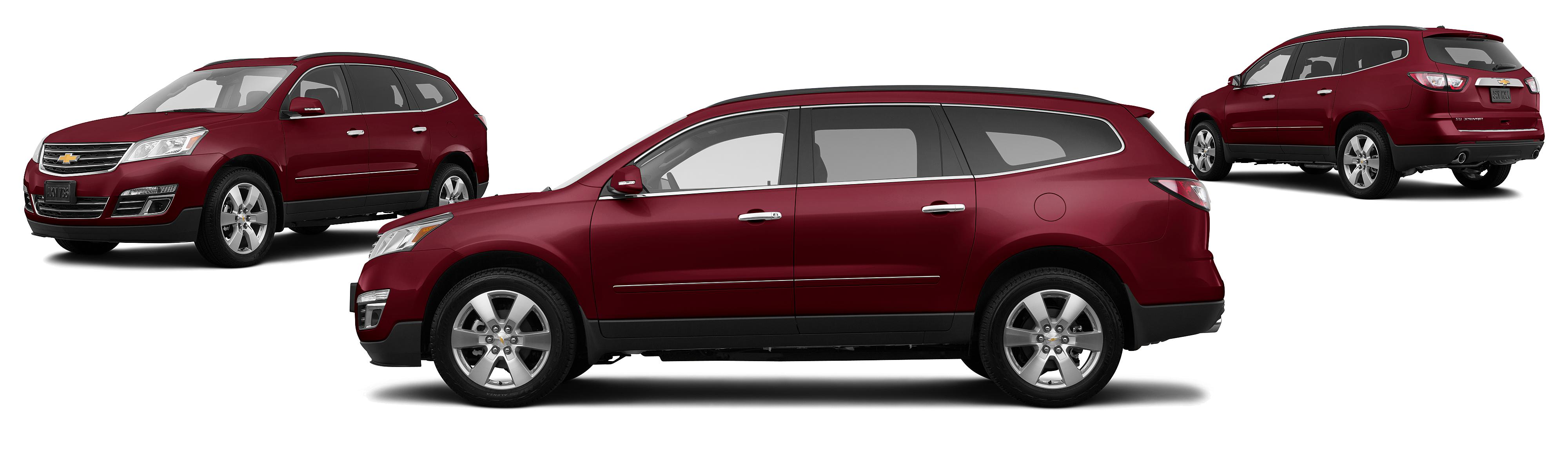 2015 Chevrolet Traverse AWD LTZ 4dr SUV Research GrooveCar
