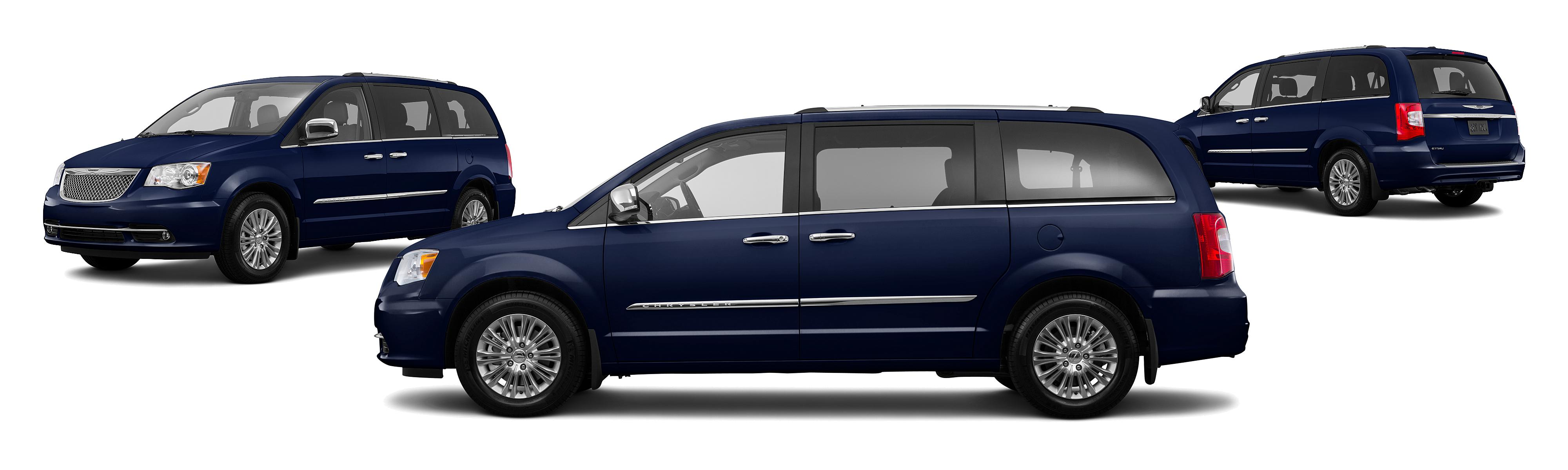 2017 Chrysler Town And Country Limited Platinum 4dr Mini Van Research Groovecar