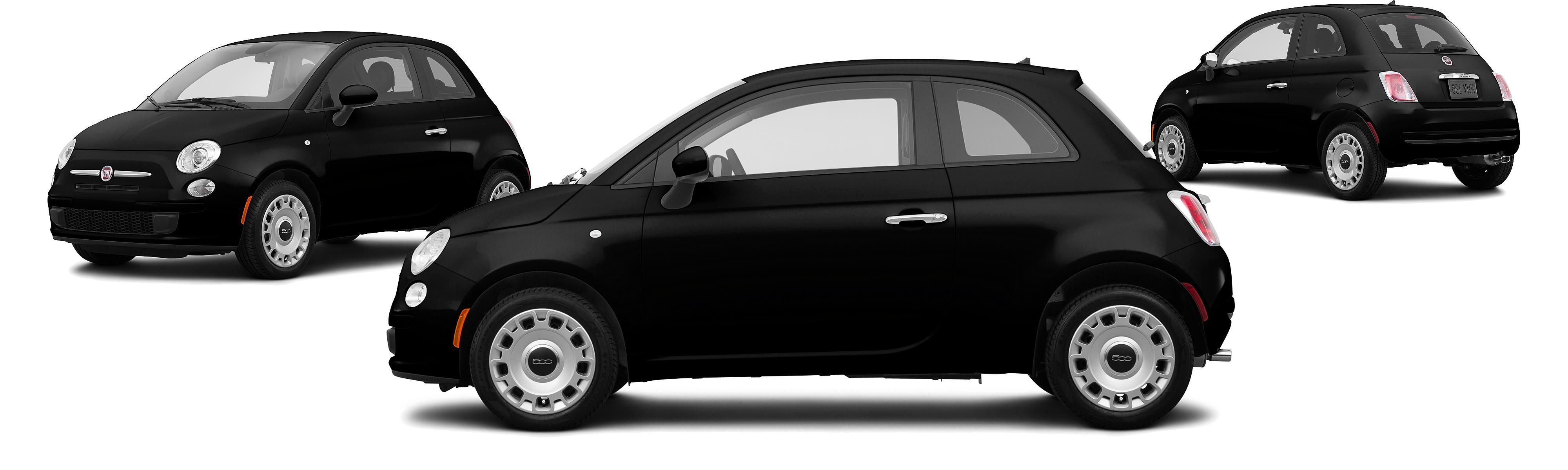 2015 fiat 500 pop 2dr hatchback - research - groovecar