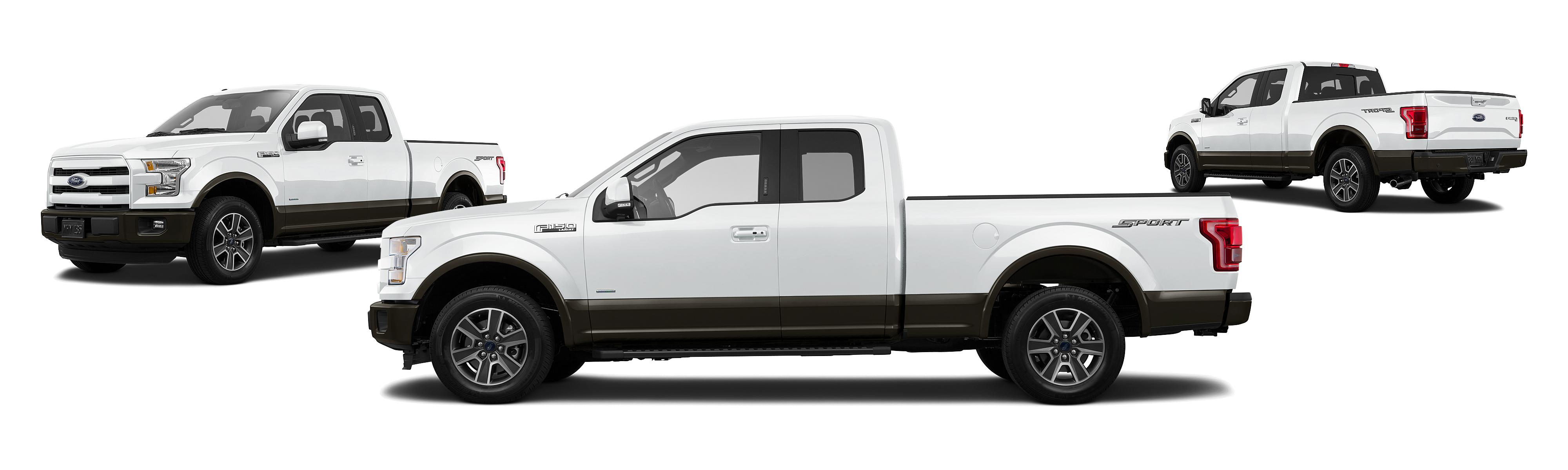 Caribou metallic 2015 ford f150 xlt supercab 4x4 exterior photo - 2015 Ford F 150 4x2 Lariat 4dr Supercab 6 5 Ft Sb Research Groovecar