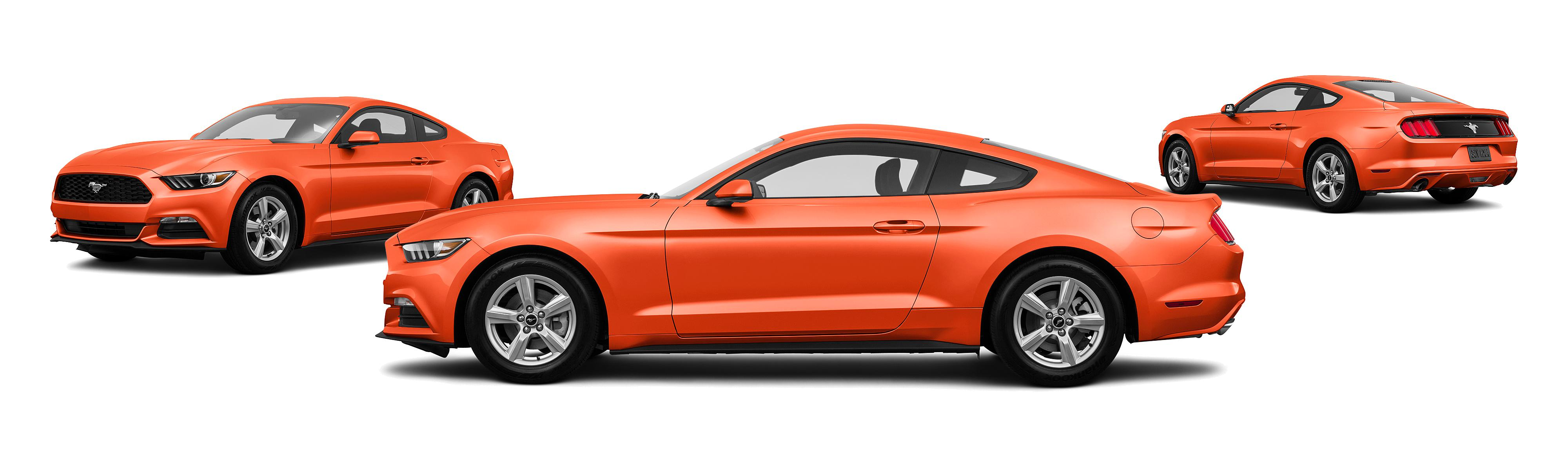 2015 Ford Mustang V6 2dr Fastback Research GrooveCar