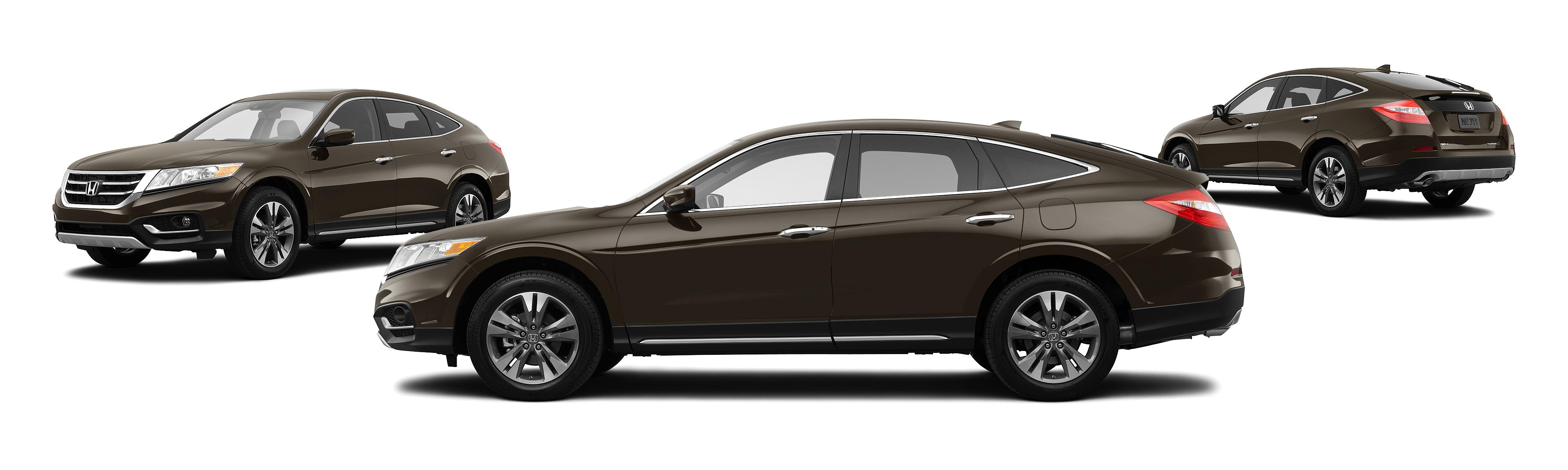 msrp and levels trim the honda crosstour
