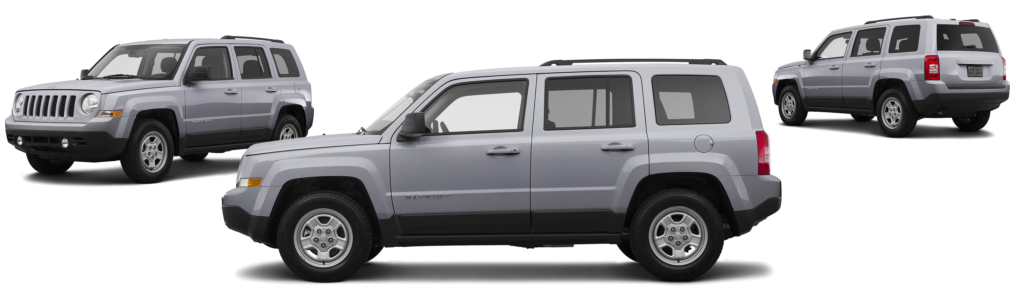 2015 jeep patriot 4x4 sport 4dr suv - research - groovecar