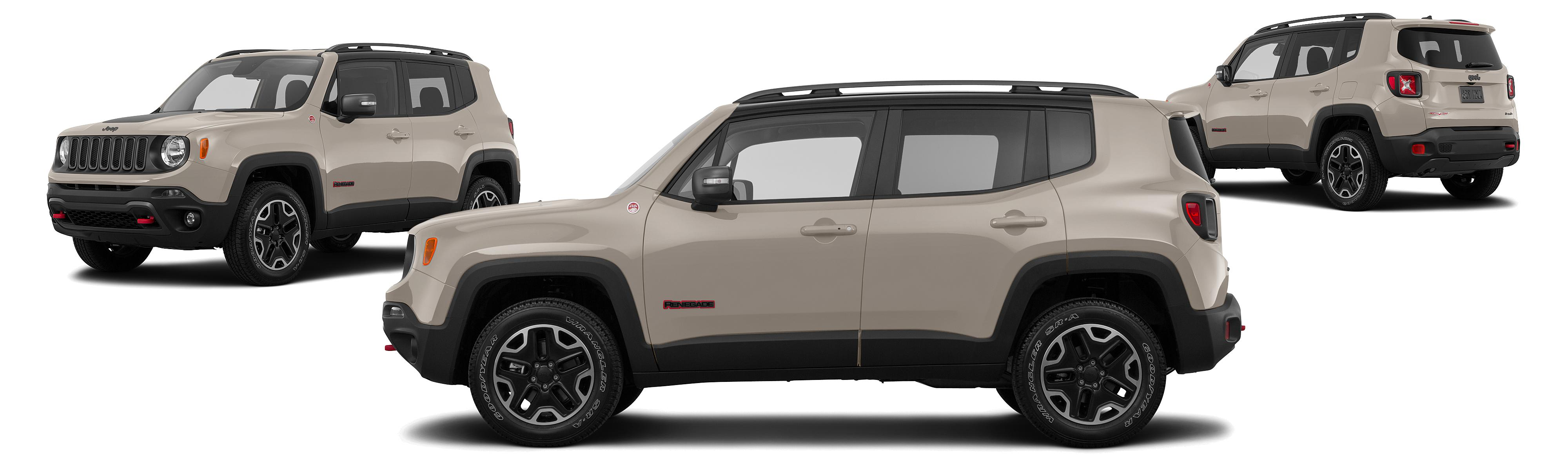 100 New Jeep Renegade Lifted