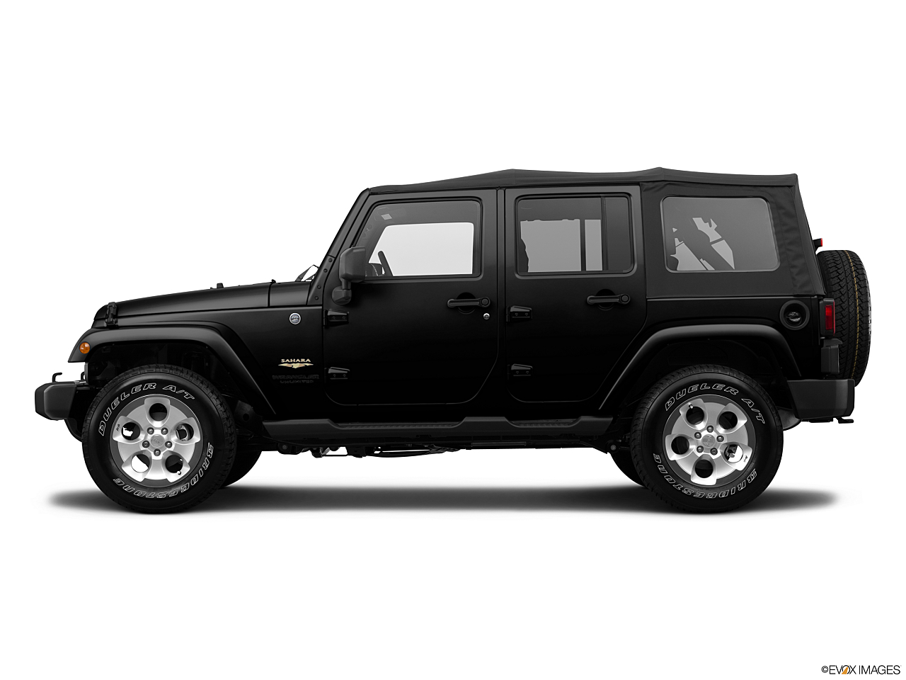 Image of 2015 Jeep Wrangler Unlimited Sahara
