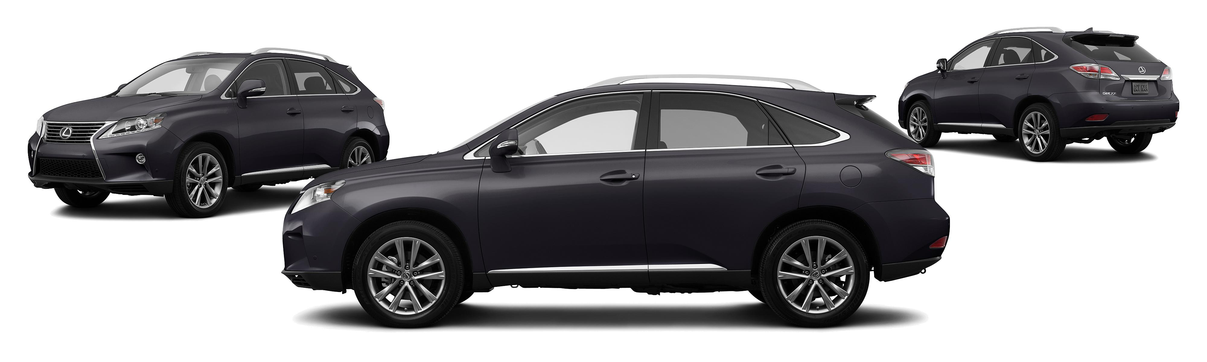 2015 Lexus RX 350 4dr SUV Research GrooveCar