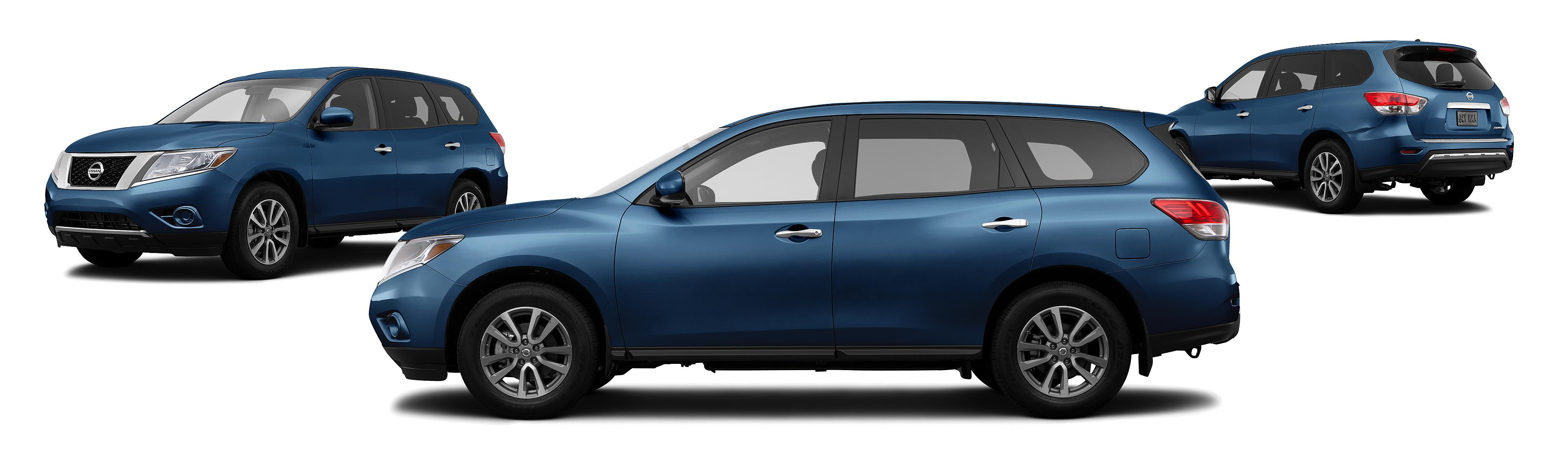 Paul Barnett Nissan 2015 Nissan Pathfinder 4x4 S 4dr Suv Midyear Release Research