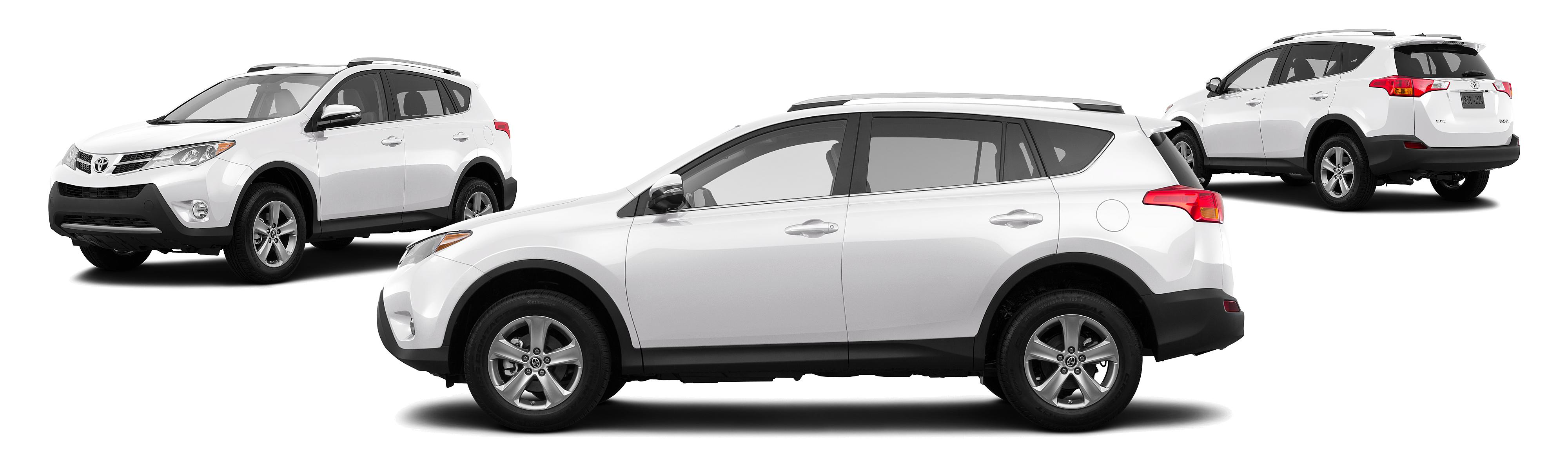 2015 toyota rav4 awd xle 4dr suv - research - groovecar