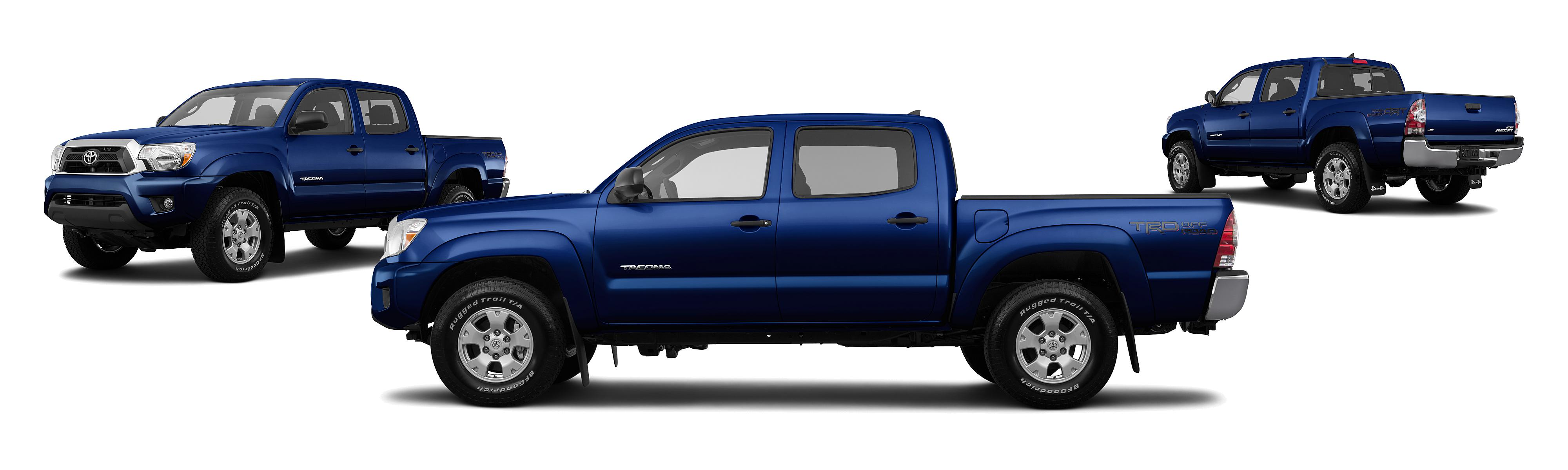 2015 Toyota Ta a 4x4 V6 4dr Double Cab 5 0 ft SB 6M Research