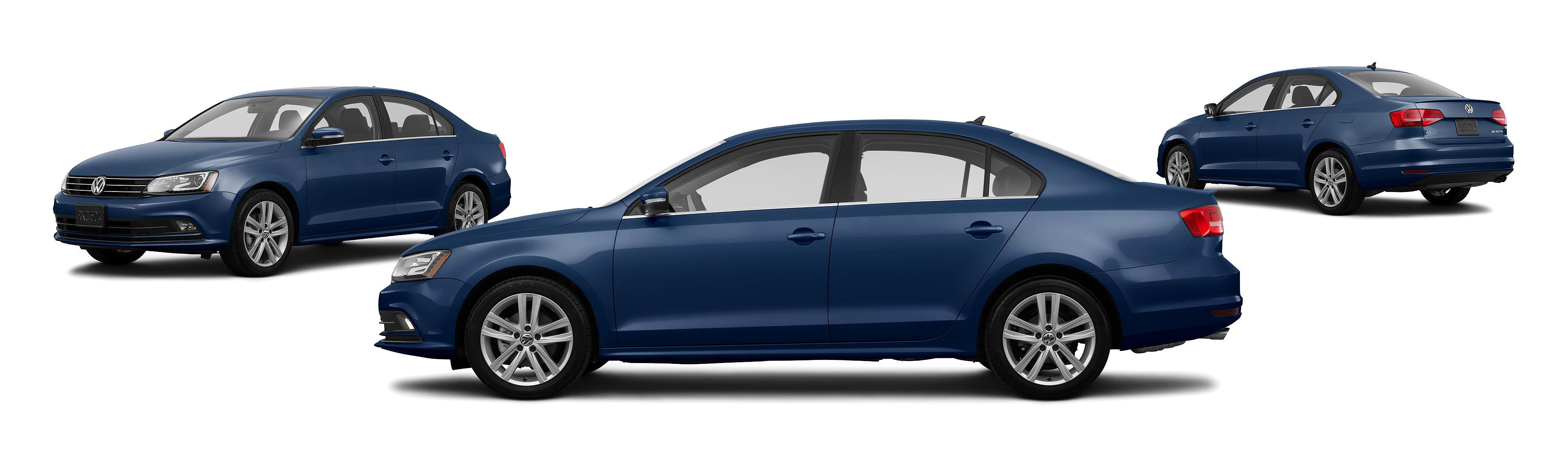 2015 Volkswagen Jetta TDI SEL 4dr Sedan 6A Research GrooveCar