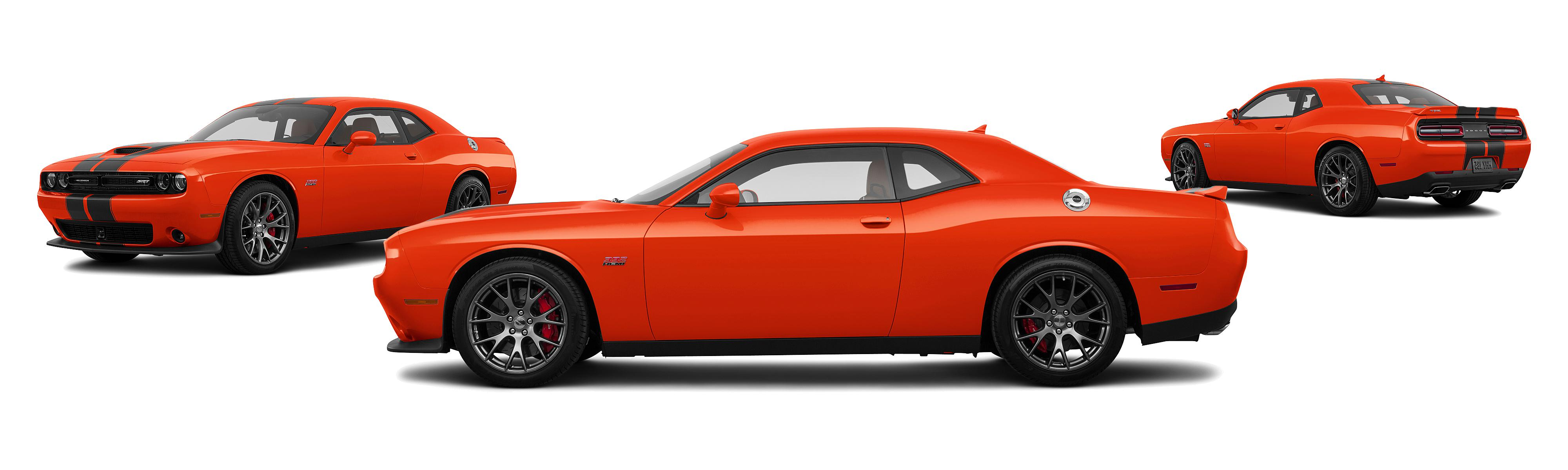 2016 Dodge Challenger SRT 392 2dr Coupe Research GrooveCar