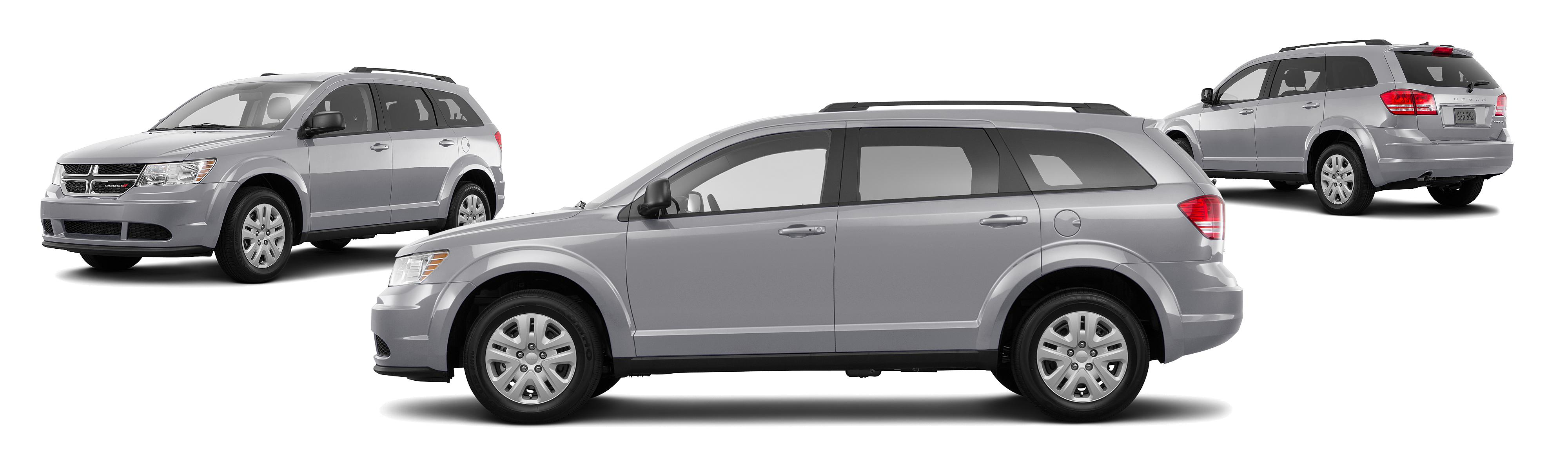 2016 Dodge Journey SE 4dr SUV Research GrooveCar