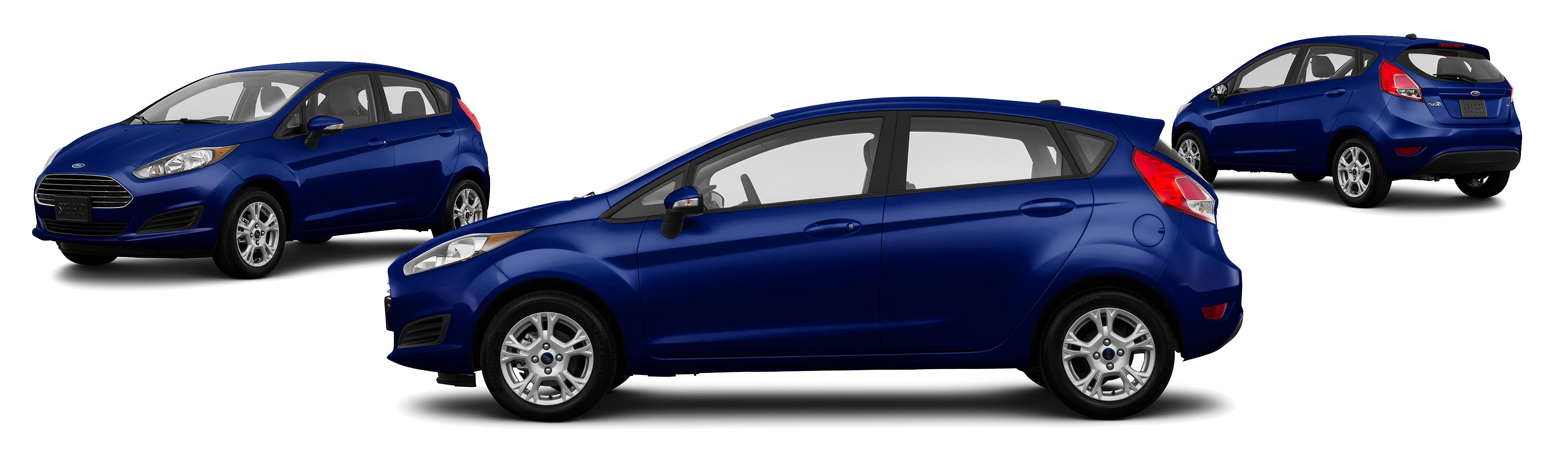 2016 Ford Fiesta SE 4dr Hatchback - Research - GrooveCar