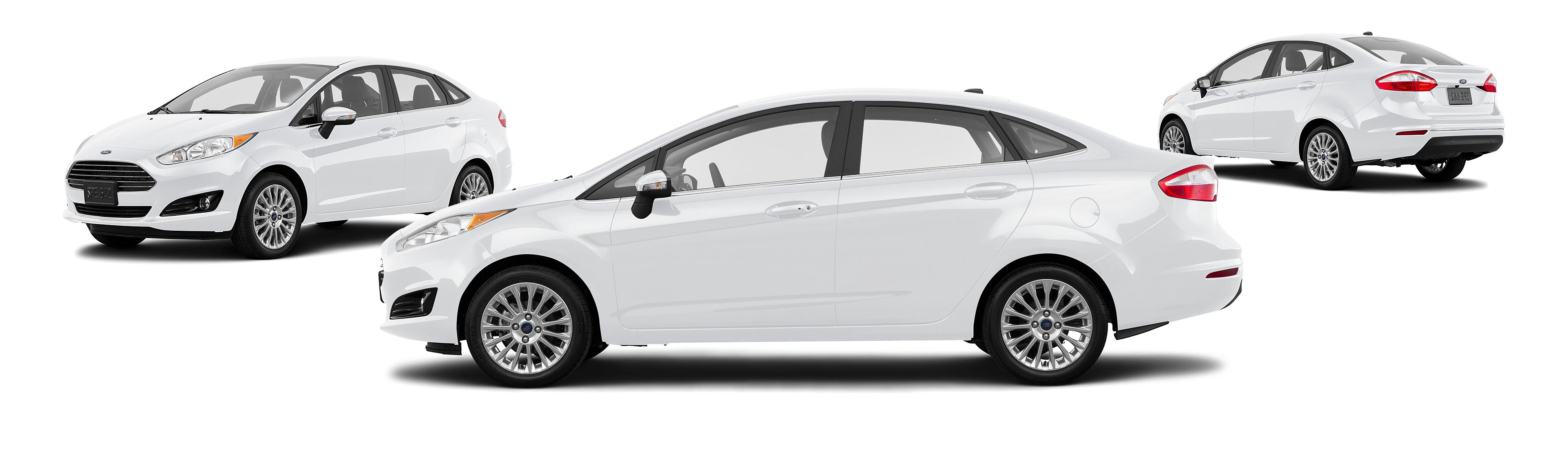 2016 Ford Fiesta Titanium 4dr Sedan