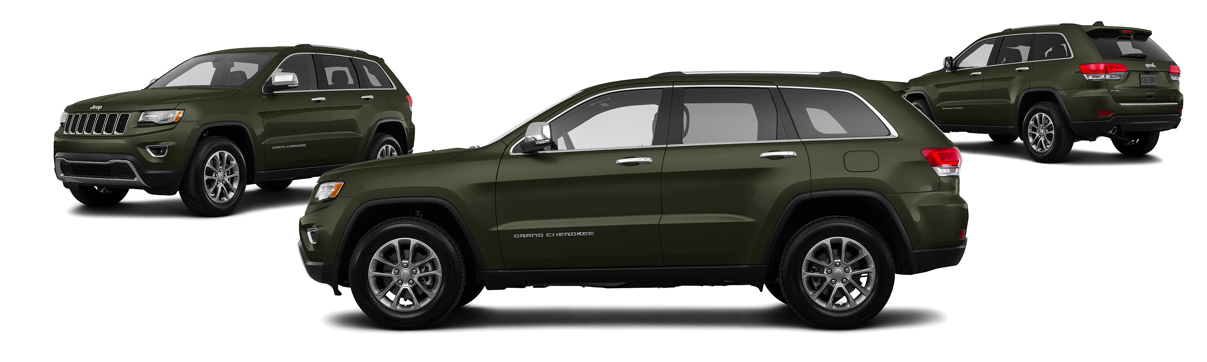 2016 Jeep Grand Cherokee 4x2 Overland 4dr Suv Research Groovecar
