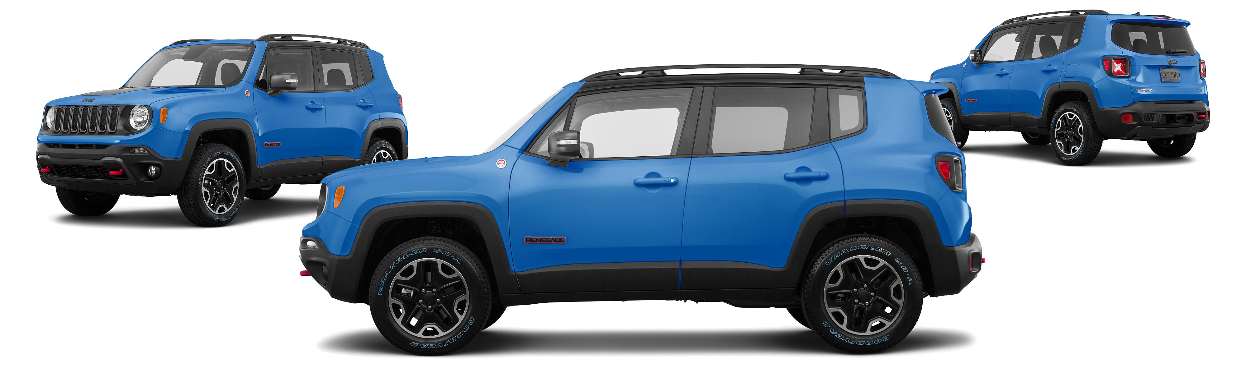 Jeep Renegade Trailhawk Blue Stunning Jeep Renegade Renegade