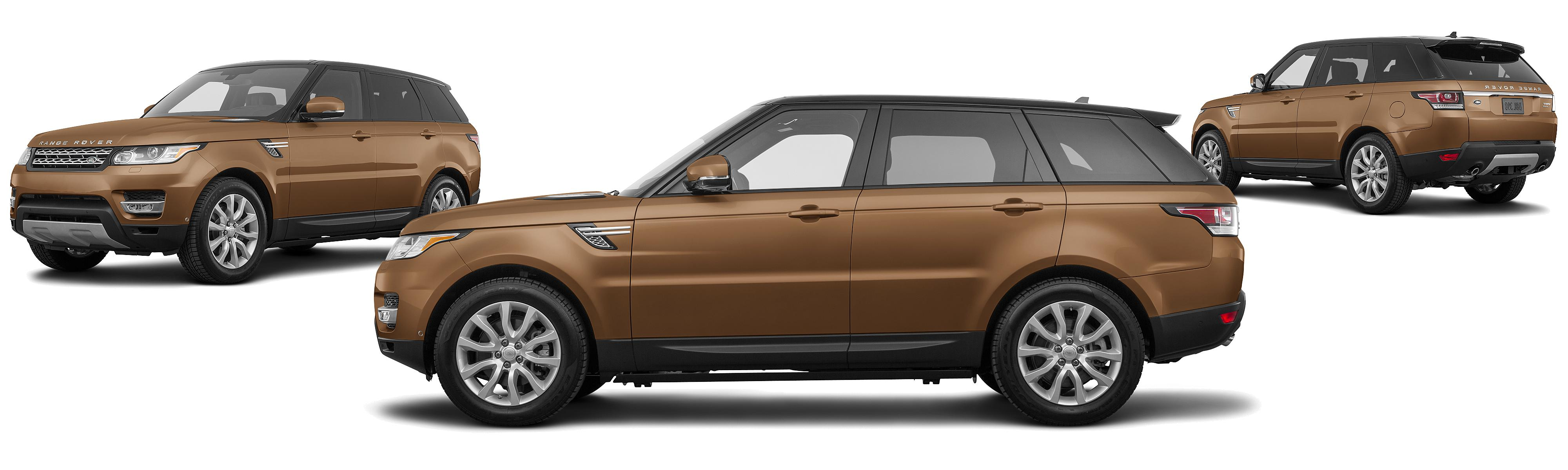 2016 Land Rover Range Rover Sport AWD Autobiography 4dr SUV ...