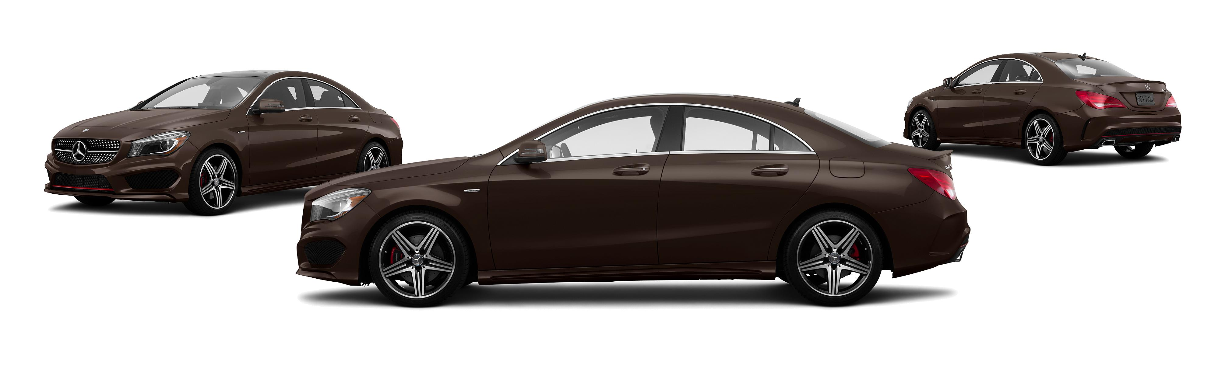 2016 Mercedes Benz CLA AWD CLA 250 4MATIC 4dr Sedan Research