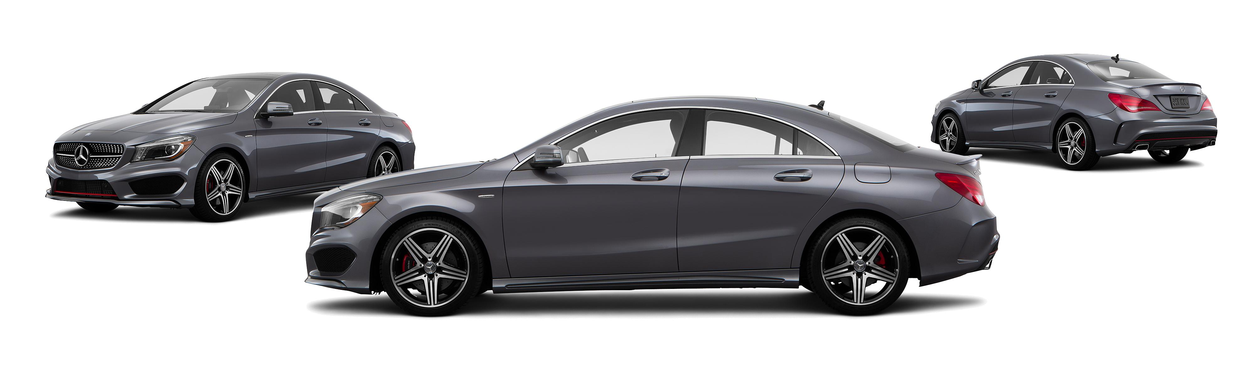 2016 Mercedes Benz CLA AWD CLA 250 4MATIC 4dr Sedan Research