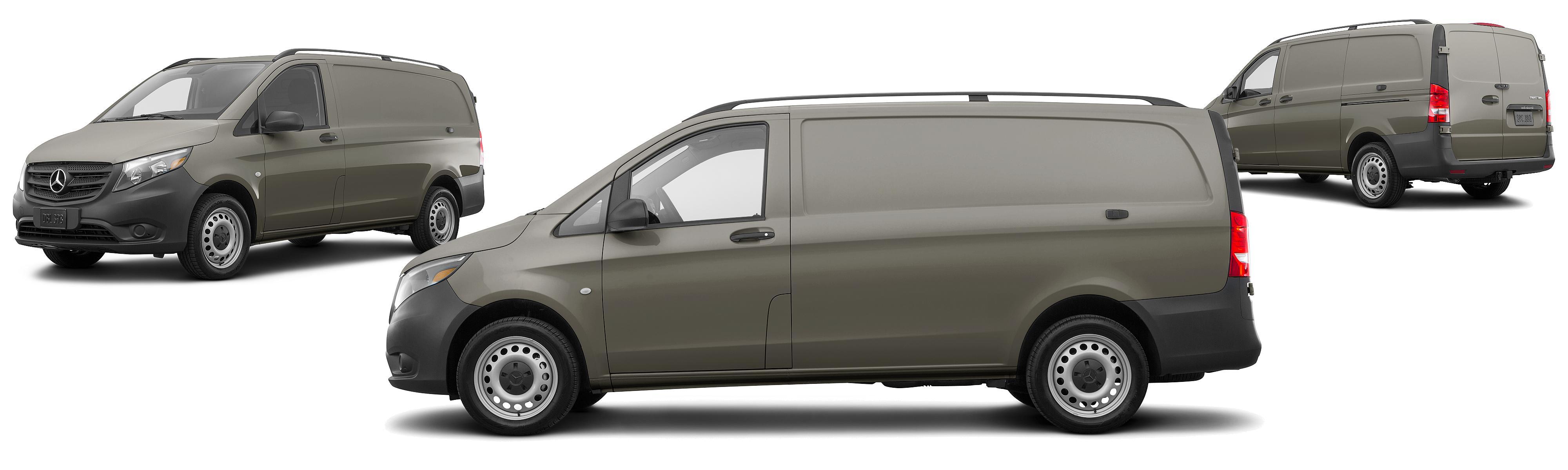 2016 Mercedes Benz Metris Cargo 3dr Mini Van Research GrooveCar