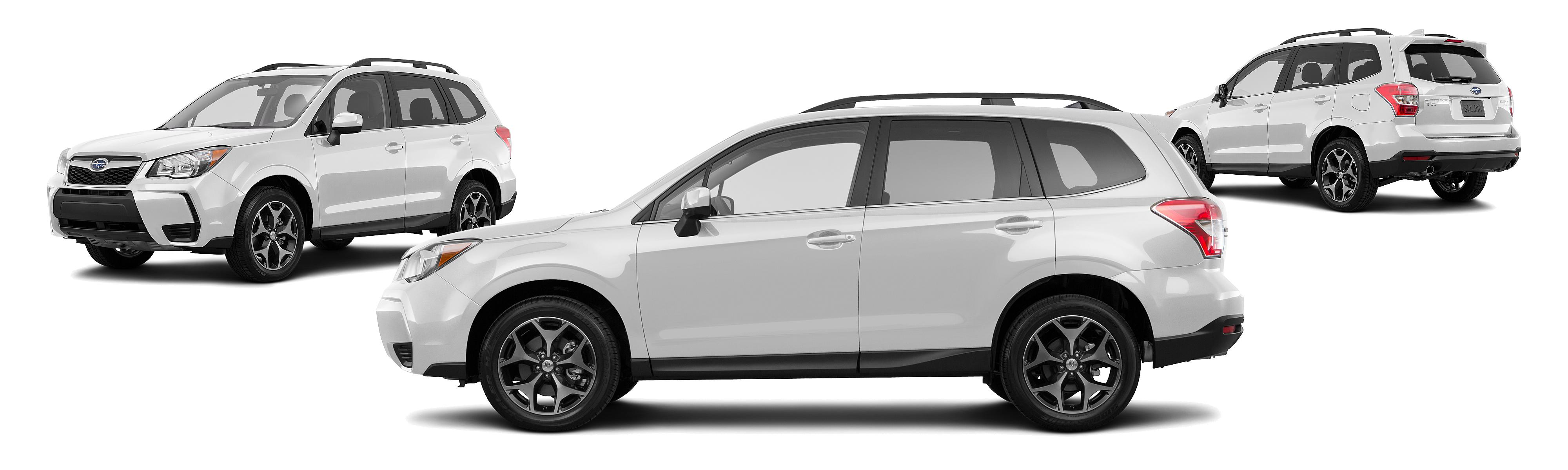 100 Subaru Forester 2016 Black 2016 Chevy Equinox